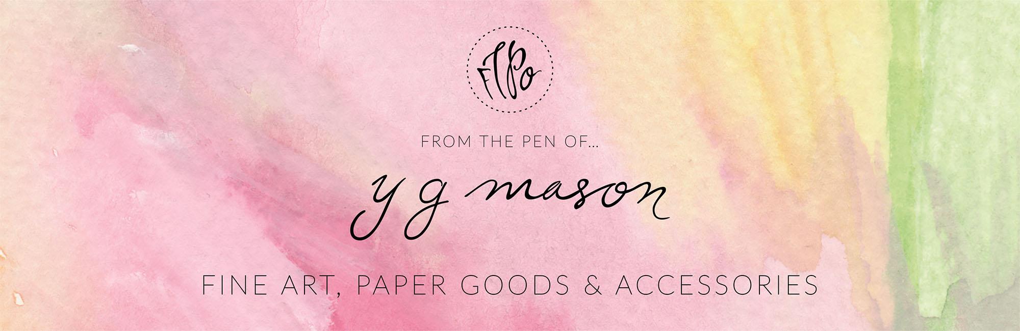 YG MASON - SHOP