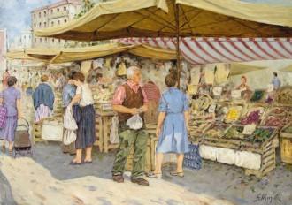 YG Mason | Art Class: to Market, To Market