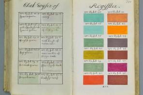 YG Mason | Art Class: A. Boogert - Traité des couleurs servant à la peinture à l'eau